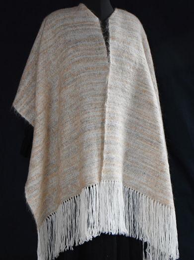 Wool Ruana 336