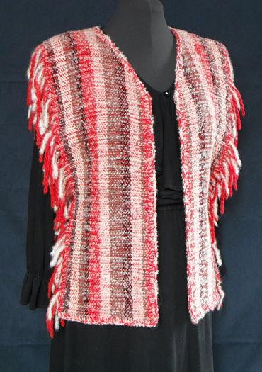 Wool Vest 207